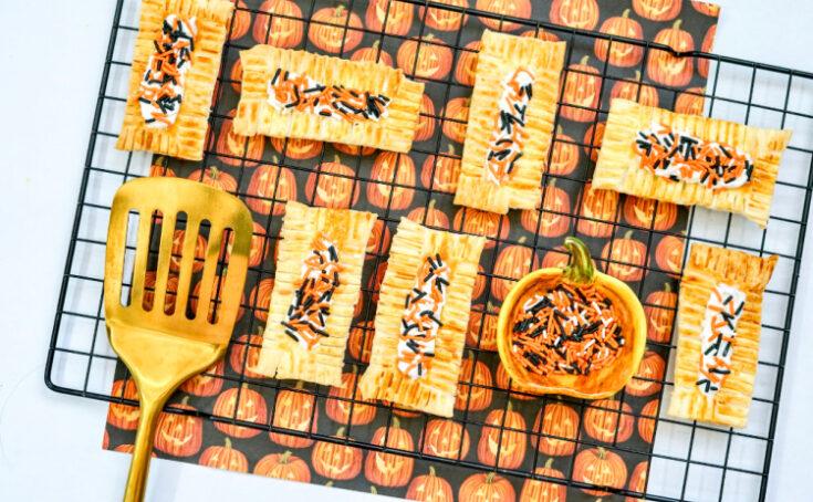 Air Fryer Pumpkin Pastry Recipe